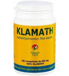 Klamath 120 comprimés 500 mg Flamant Vert