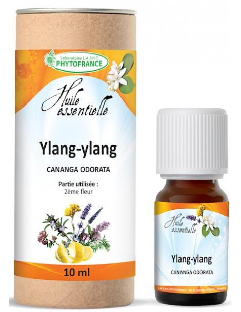 Huile essentielle Ylang-Ylang fleur Bio 10 ml Phytofrance