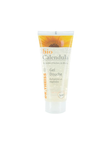 Gel Douche Corps Cheveux au Calendula 200 ml Dr Theiss