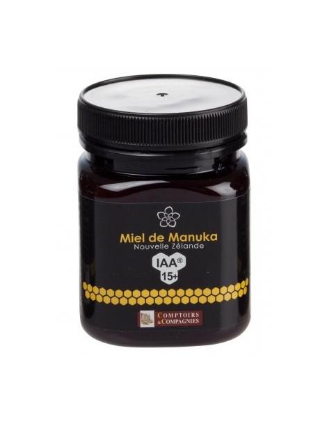 Miel de Manuka UMF/IAA 15+ - 250 g Comptoirs et Compagnies