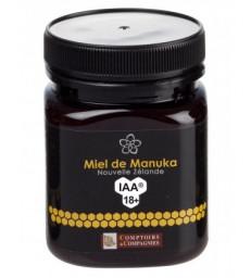 Miel de Manuka UMF/IAA 18+ 250 g Comptoirs et Compagnies