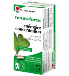 Neuro'Force 72 gélules Vecteur santé
