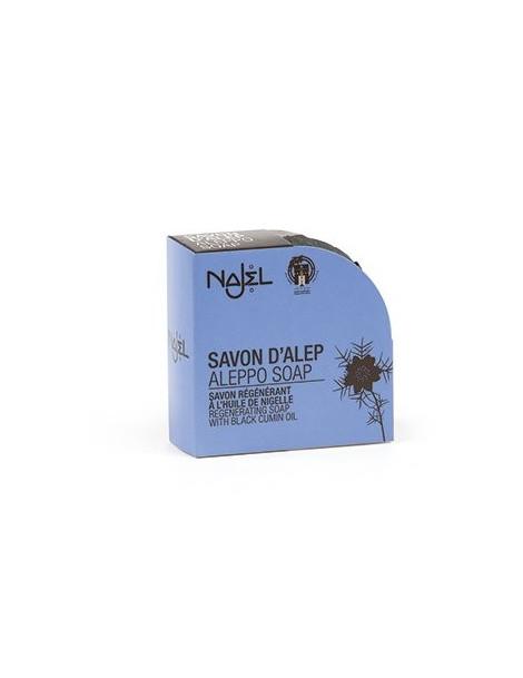 Savon d'Alep à l'huile de Nigelle 100 gr Najel