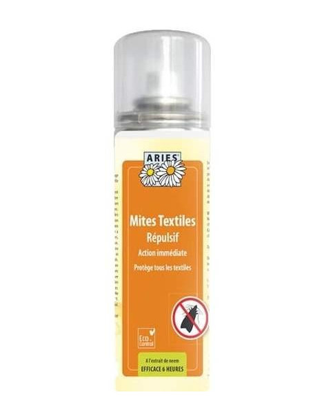 Spray Anti-mites textiles 200 ml Aries