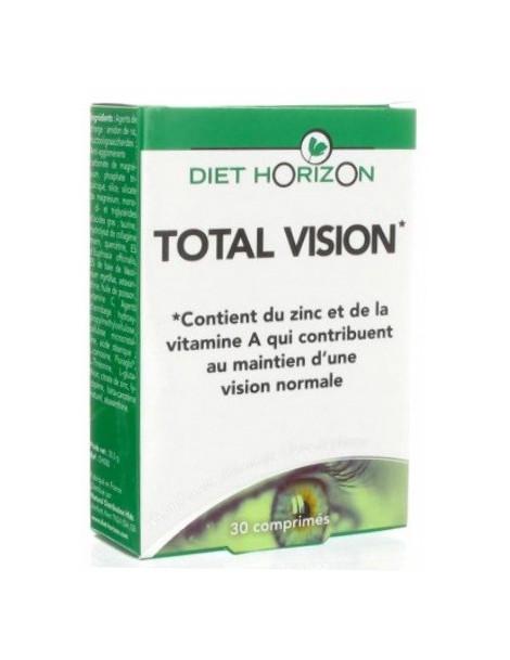 Totale Vision 30 comprimés Diet Horizon