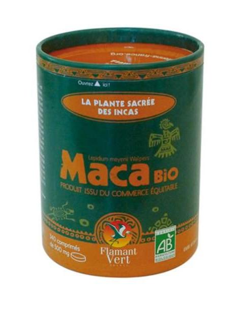 Maca Bio 340 comprimés Flamant Vert