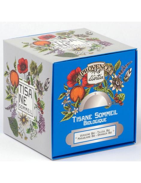 Recharge Be Cube Tisane Sommeil 24 sachets mousline Provence d'Antan