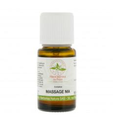 Complexe cosmétique huiles essentielles Muscles et Articulations 10 ml Herboristerie de Paris