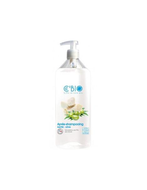 Après Shampooing Olive et Karité 500ml C'Bio