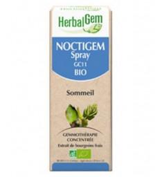 Noctigem Bio Spray Bio Sommeil 10ml Herbalgem Gemmobase