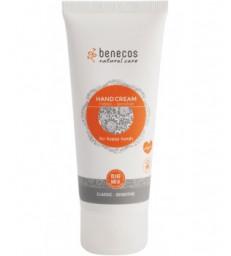 Crème mains classique et sensible 75ml Benecos