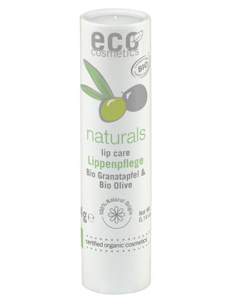 Baume à lèvres Grenade et Huile d'Olive 4g Eco Cosmetics