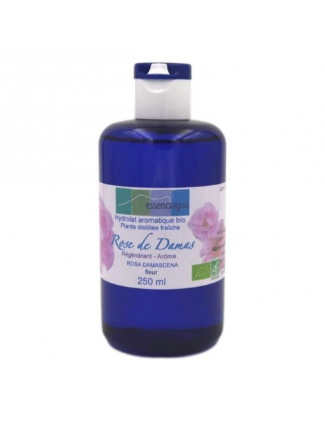 Eau Florale de Rose de Damas 250 ml Essenciagua