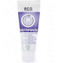 Dentifrice fraîcheur et soin à la Nigelle 75ml Eco Cosmetics