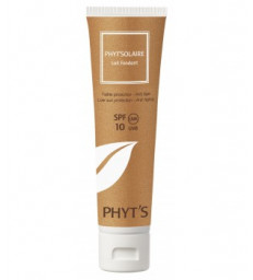 Phyt'solaire lait Fondant Spf 10 100ml Phyts