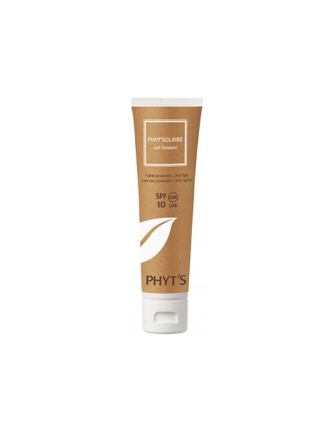 Phyt'solaire lait Fondant Spf 10 100ml Phyts