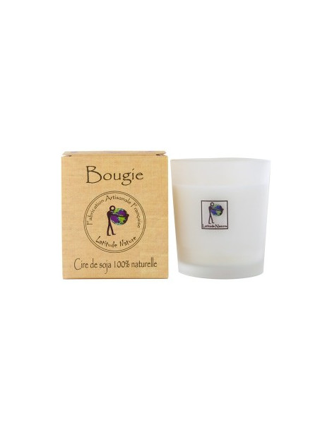 Bougie votive Monoï 75g   Latitude Nature