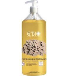 Shampoing antipelliculaire Cade Sauge Rhassoul 500ml C'bio
