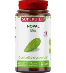 Nopal Bio 90 gélules Super Diet