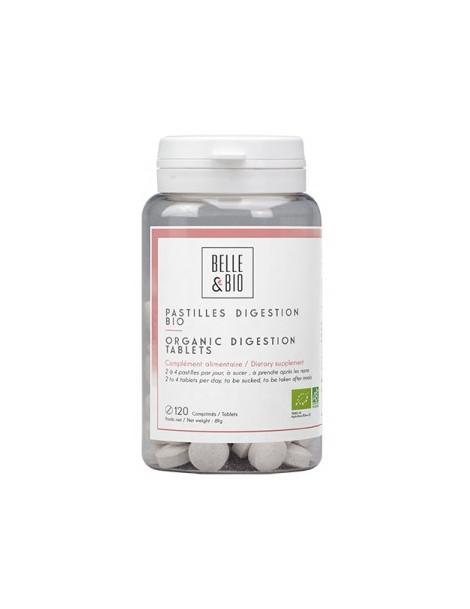 100 Pastilles Digestion aux Huiles essentielles Belle et Bio Herboristerie de paris