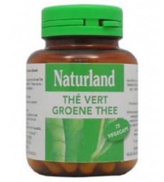 Thé vert 75 Gélules Végécaps Naturland