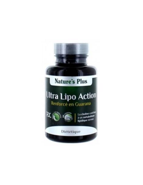 Ultra Lipo Action 60 comprimés Nature's Plus