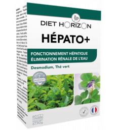 Hépato + 60 comprimés Diet Horizon