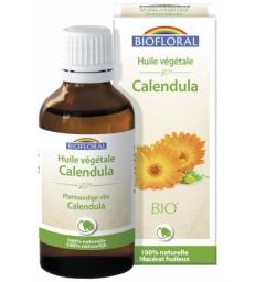 Huile végétale Bio de Calendula 50ml Biofloral