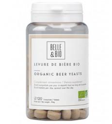 Levure de bière 120 comprimés 129.40g Belle et Bio