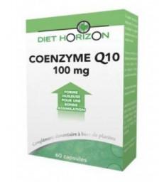 Coenzyme Q 10 60 capsules Diet Horizon