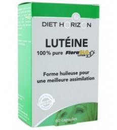 Lutéine 60 capsules Diet Horizon