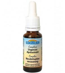 Complexe Animaux Urgences Apaisement 20ml Biofloral
