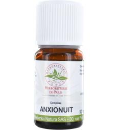Complexe d'huiles essentielles Anxio nuit 10ml Herboristerie de Paris aromathérapie d stress morphée