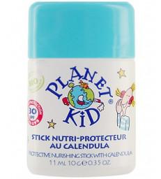 Stick solaire protecteur au calendula 11gr Planet Kid
