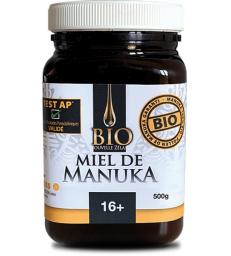 Miel de Manuka Bio TPA 16+ 500g Dr.Theiss