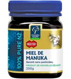Miel de Manuka MGO 550 + 250g Manuka Health