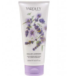 Gel Douche English Lavender Tube 200ml Yardley