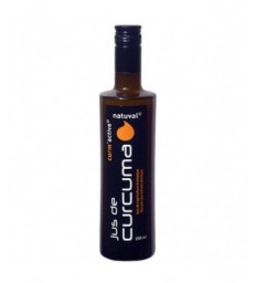 Jus de curcuma bio curm active 250 ml Natuval