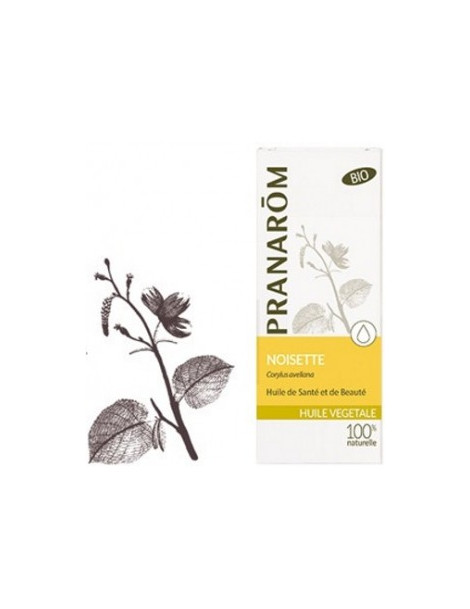 Noisette Bio Flacon 50ml Pranarôm