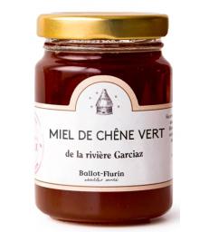 Miel de Chêne Vert bio 125g Ballot Flurin miel de qualité supérieure
