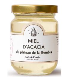 Miel d'Acacia des Hautes Pyrénées bio 125g Ballot Flurin