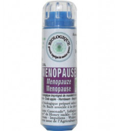 Complexe Fleurs de bach Ménopause 130 granules Macérat aqueux Kosmeo