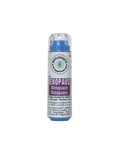 Complexe Fleurs de bach Ménopause 130 granules Macérat aqueux Kosmeo Herboristerie de paris