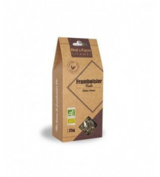 Tisane Framboisier Feuille Bio 25 g   Nat et Form