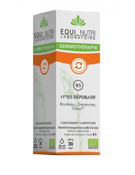 Depurbel Bio Flacon compte gouttes 30ml Equi - Nutri