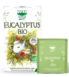Tisane Eucalyptus bio 20 sachets Romon Nature