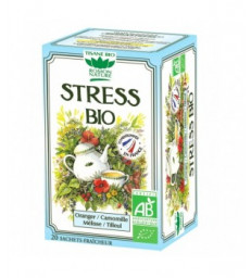 Tisane Stress 20 sachets 32g Romon Nature