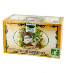 Tisane Confort Urinaire bio 20 sachets 32g Romon Nature