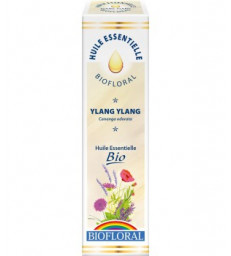 Huile essentielle d'Ylang ylang 10ml Biofloral