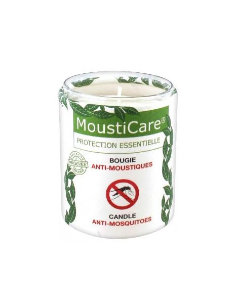 Bougie anti moustiques 160g Mousticare